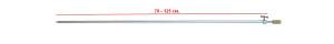Стойка RPS-610-0 70-125 cm наконечник с резьбой 26-32-0027