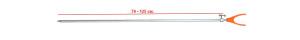Стойка RPS-610-U 70-125 cm наконечник U 26-32-0029