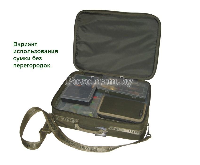 Сумка для катушек Серебряный ручей СДК-СР 7