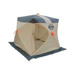Титульная Палатка Митек Омуль-Куб 1 серая