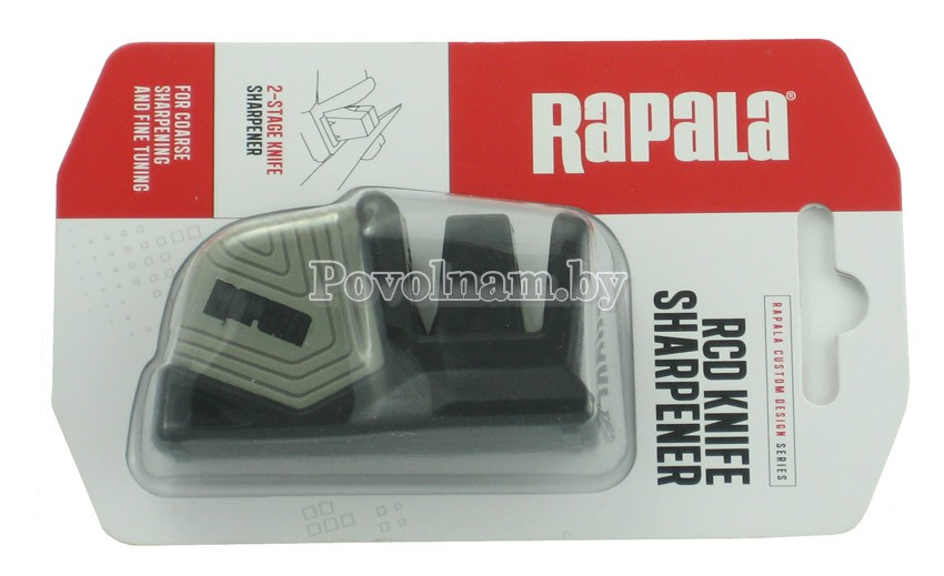 Точило для ножей двухступенчатое Rapala RCD 2