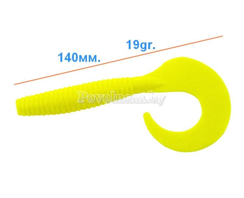 Твистер CT 140-045 (140mm 19g) 10-00-0156
