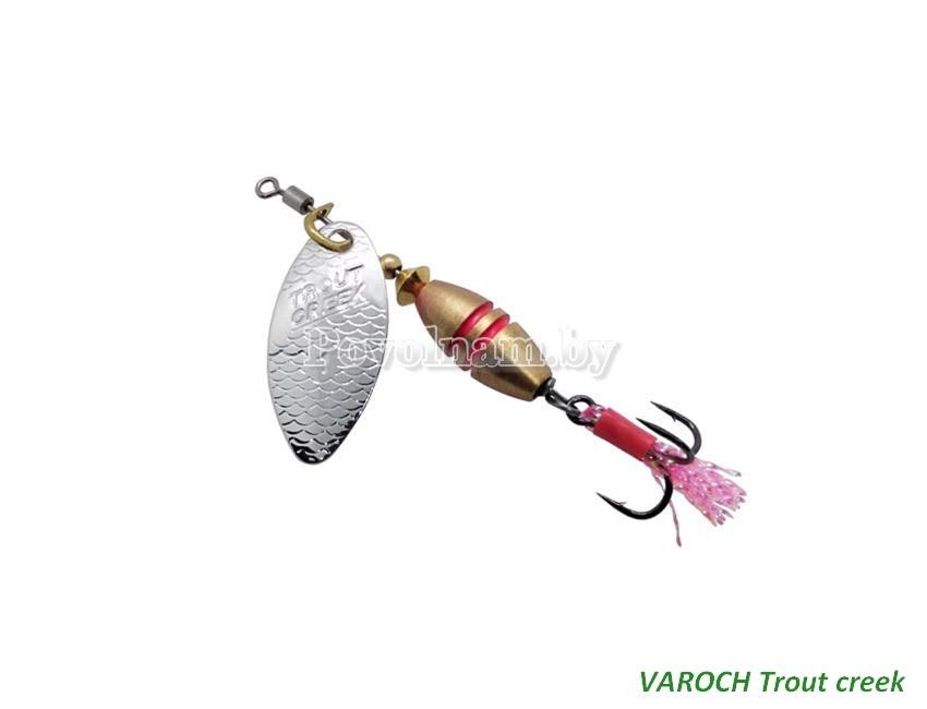 VAROCH L Trout creek №1 4g Silver