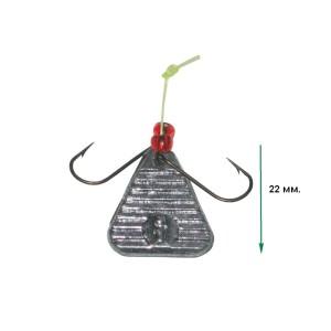 Яйца Треугольные с лог. i 12 гр.